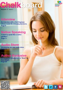 Information Magazine for Skype Teachers