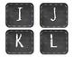 Chalkboard Capital Letters