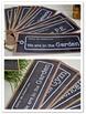 Chalkboard Door Hanger (We are at...)