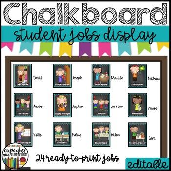 Chalkboard Jobs EDITABLE