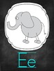 Chalkboard Love {An Alphabet and Word Wall Set for the Pri