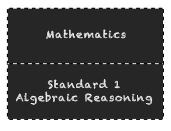 Chalkboard Oklahoma Academic Standards for 4th grade Math
