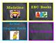 Chalkboard book box labels