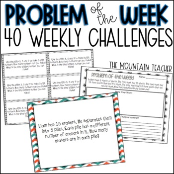 Challenge Problem of the Week