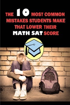 10 Most Common Mistakes Students Make That Lower Their Mat
