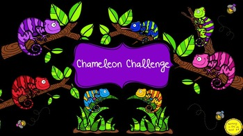 Chameleon Challenge, an interactive music game