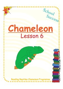 Chameleon Lesson 6: Reading and Spelling words with final
