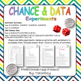 Chance and Data Experiments