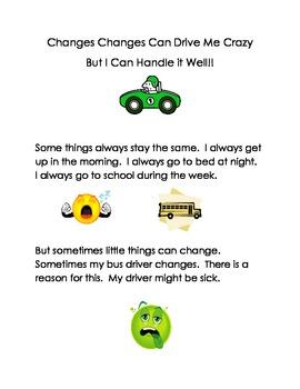 Change in Bus Driver-script
