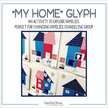 Changing Families counseling group glyph activity #october