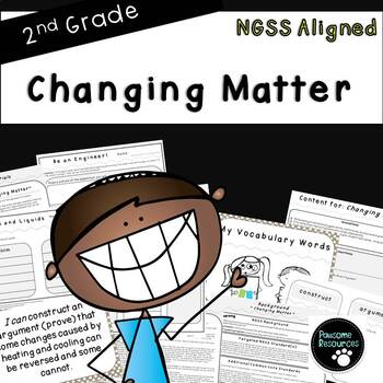 Changing Matter (Second Grade Lesson)