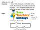 Changing electrical circuits Lesson plan, Vocabulary, Acti