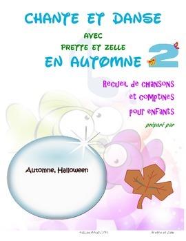 Chansons automne, halloween vol. 2