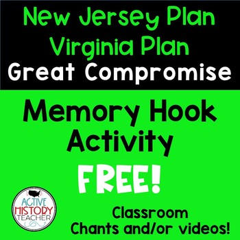 Chanting the Virginia/New Jersey Plans and Great Compromis