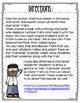 Character Analysis Posters and Graphic Organizers