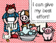 """Character Based Classroom Expectation """"I Can"""" Posters"""