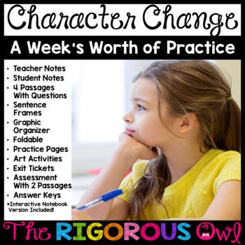 Character Change Bundle
