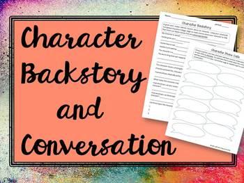 Character Backstory and Conversation