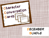 Character Conversation Cards- December