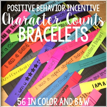 Reward Bracelets A Positive Behavior Incentive
