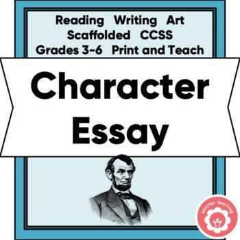 Character Essay