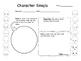 Character Development Graphic Organizers