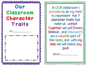 Character Ed using Aesop's  Fables 7 Character Traits/ Int