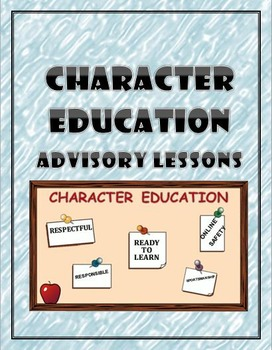 Character Education:  12 Different Lessons: Sportsmanship,