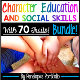 Character Education - Social Skills BUNDLE