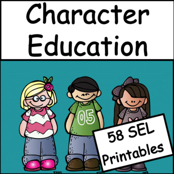 Character Education: Bundle