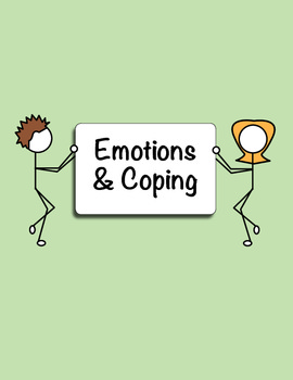 Character Education: Emotions and Coping Activity