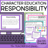 Character Education Kit: Responsibility