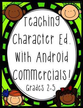Character Education Lessons with Videos!