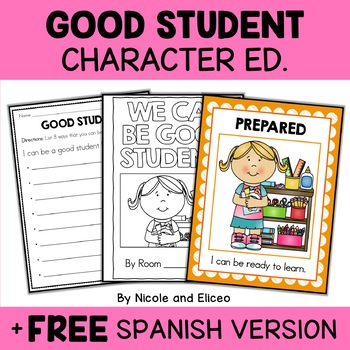 Character Education Good Student Unit