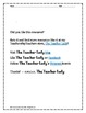 Character Interactions Graphic Organizer - Common Core Aligned!