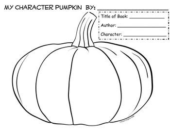 Character Pumpkin