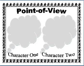 Character Reactions Plus...(19 Graphic Organizers) for Rea