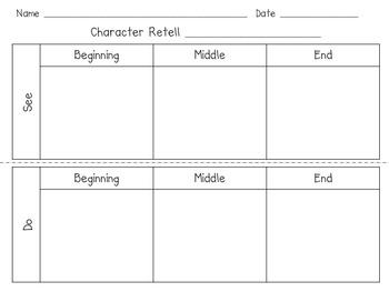 Character Retell