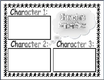 Character, Setting, Plot, Key Details, Story Structure, KW