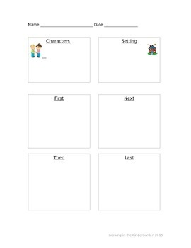 Character Setting Sequencing
