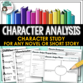 Characterization - Character Analysis
