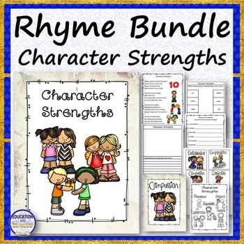 RHYME BUNDLE Character Strengths