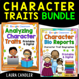 Character Traits Combo