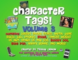 Character Tags Vol. 3 Jersey Shore, Famous Artwork, Happy Bunny