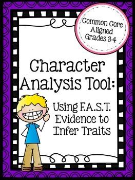 Character Trait Analysis *FREEBIE*