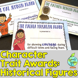 End of the Year Awards- Character Traits