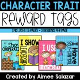 BRAG TAGS {Character Traits}