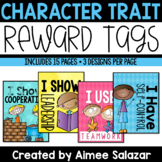 BRAG TAGS {Character Traits}