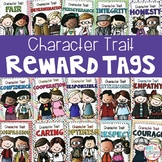 Character Trait Brag Tags