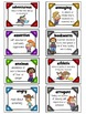 Character Trait Cards and PDF Presentation plus Activities